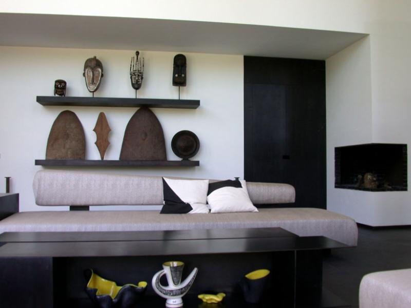 (article) La décoration Ethnique, L'ambiance Africaine Klasen10
