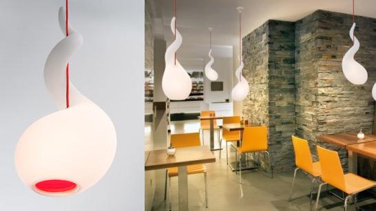 Lampe design Alien Lampe-10