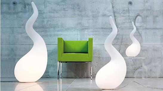 Lampe design Alien Lampe-11
