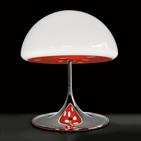 Mico design Martinelli Luce Lampe à poser Bureau Lampe-12