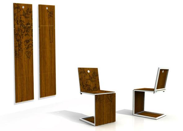 [Chaise] Pick Chair by Dror Benshetrit Pickii10