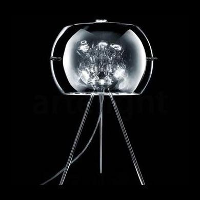 Lampe à poser Bella Donna luxe Miroir Pictur11