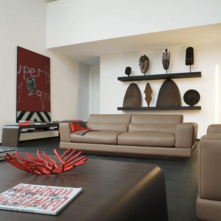 (article) La décoration Ethnique, L'ambiance Africaine Rb41010