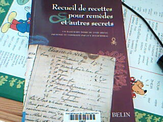 Receuil de recettes pour remèdes et autres secrets Pictur12