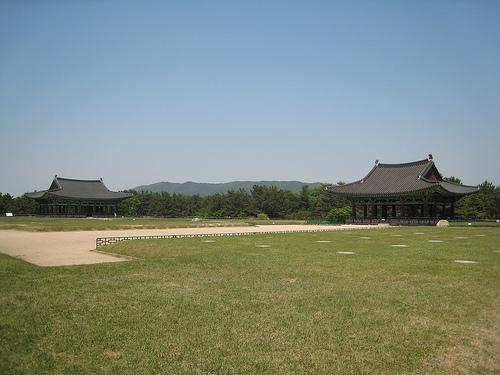 Le patrimoine en Corée 50103010