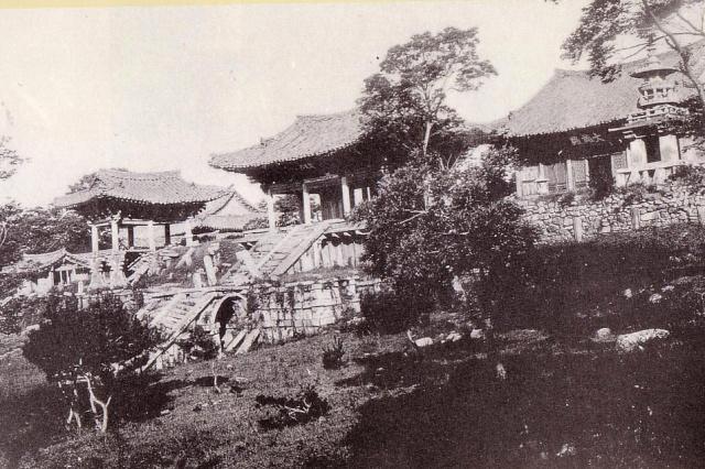 Le patrimoine en Corée Siret012