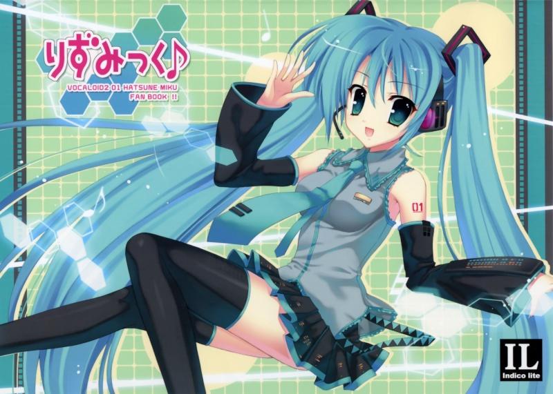 Personaje Anime de la semana Mikuha10
