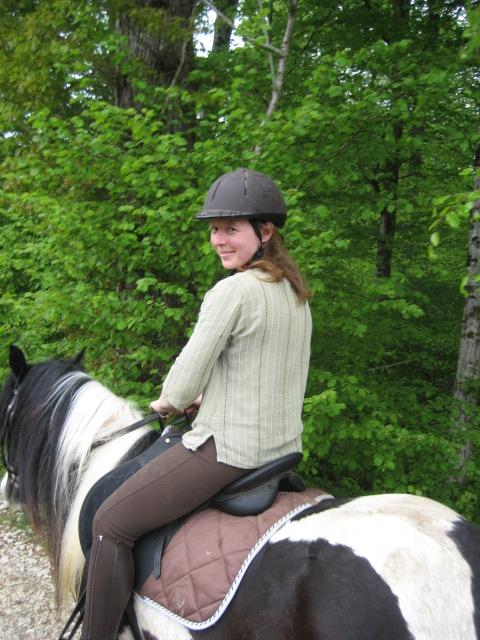 Une photo de vous et votre cheval Img_2210