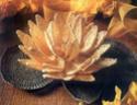 Вязаные цветы 03010
