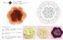 Вязаные цветы 0510