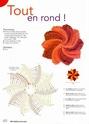 Вязаные цветы 77648410