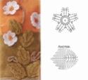 Вязаные цветы 8736e510