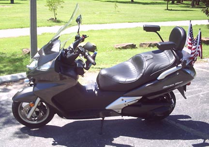 Please submit a picture of your Silver Wing Scoote11