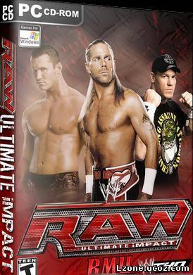 WWE RAW ULTIMATE IMPACT 2248610
