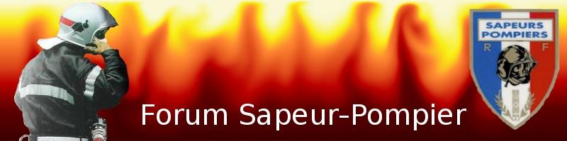 Le forum sapeurs pompiers de france