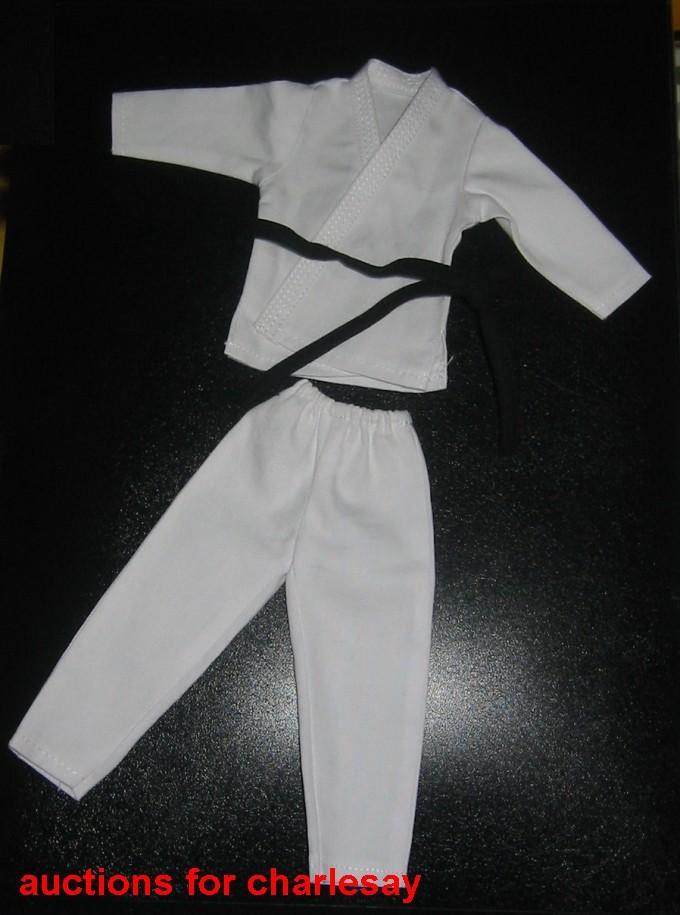i miei nuovi acquisti da modificare per fare custom Karate10
