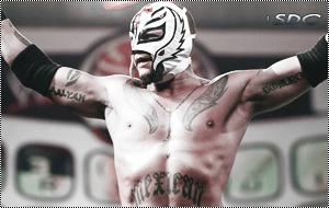 Triple H Vs Le Clown Rey11