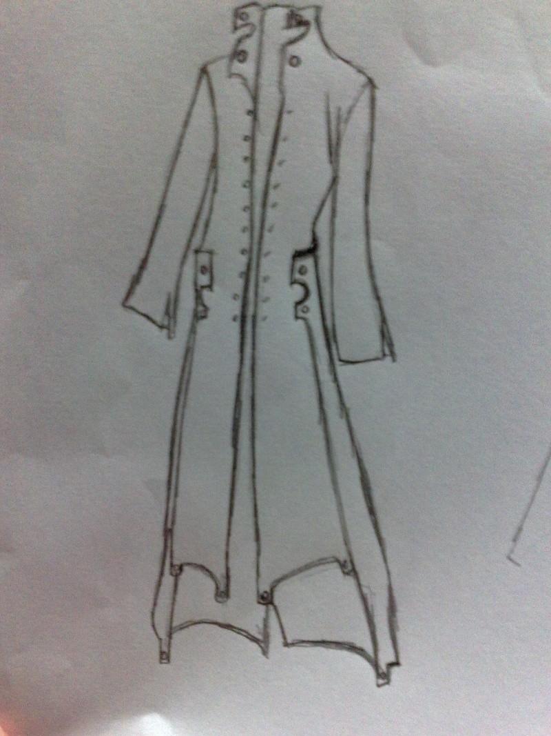 selling: [Vampire Knight][season 1][Ichiru's long coat] 07102010