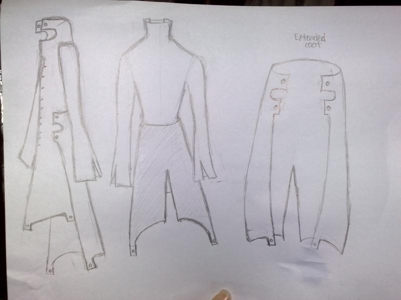 selling: [Vampire Knight][season 1][Ichiru's long coat] 17102010