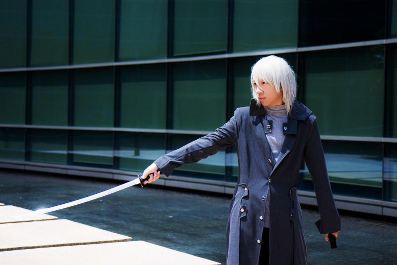 selling: [Vampire Knight][season 1][Ichiru's long coat] Vk200910