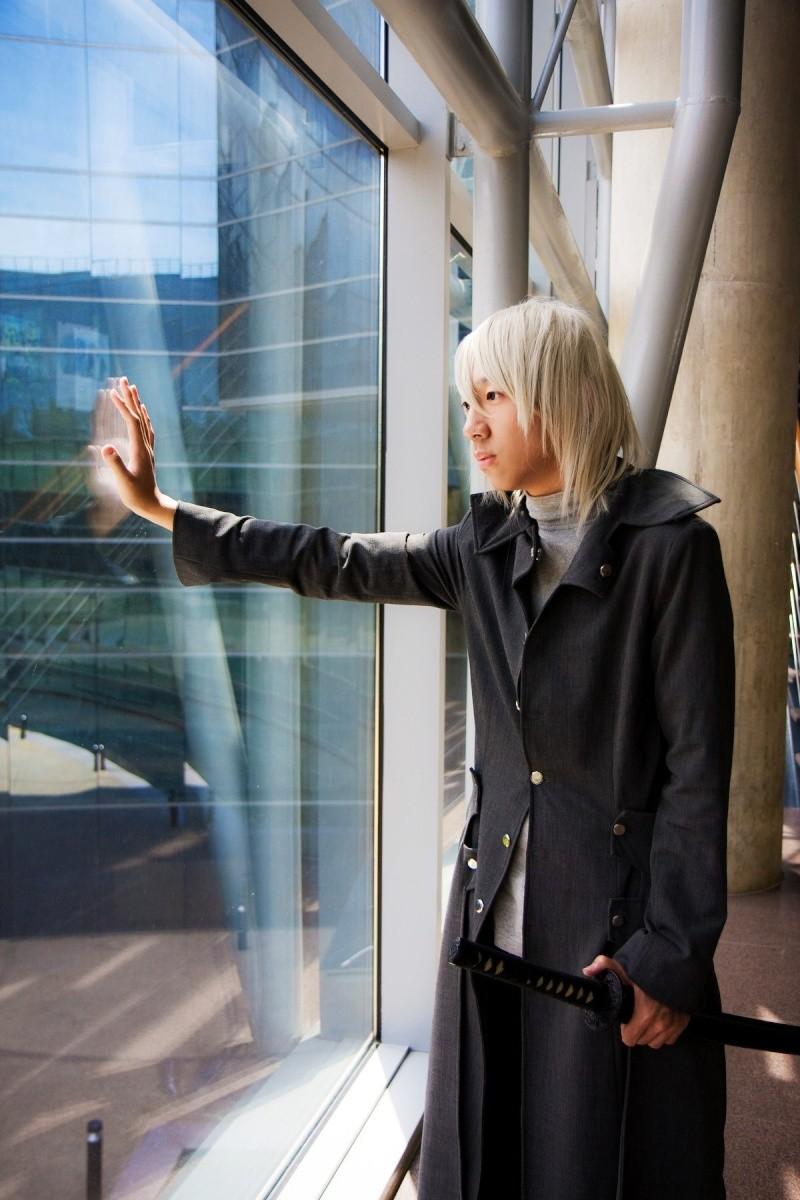 selling: [Vampire Knight][season 1][Ichiru's long coat] Vk200912