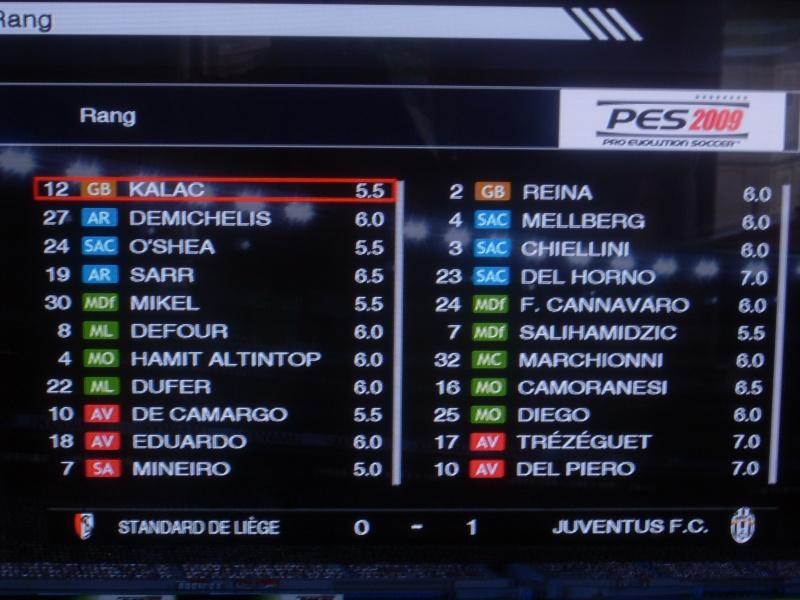 Standard de Liège - Juventus Turin Sdc10719