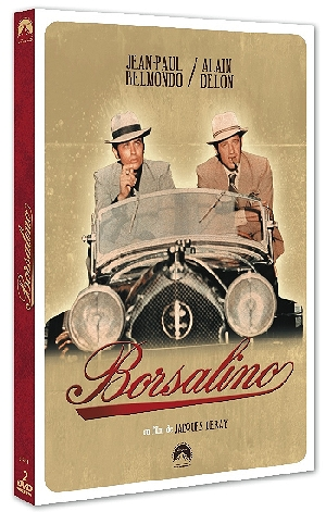 DVD Borsalino : Le film mythique remasterisé 12571710
