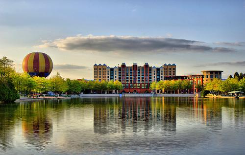 Disney's Hotel NEW YORK 35452710