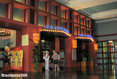 Disney's Hotel NEW YORK New20y17