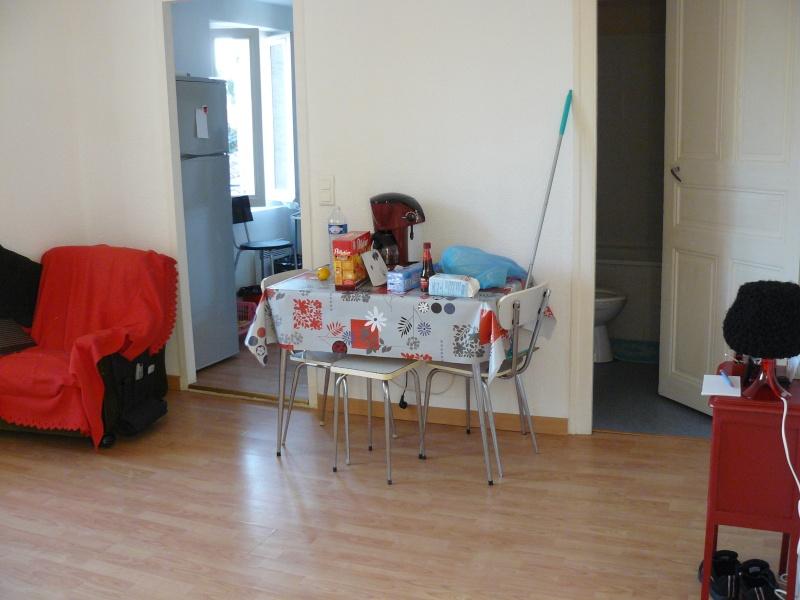 Lili dans sa nouvelle maison P1070911