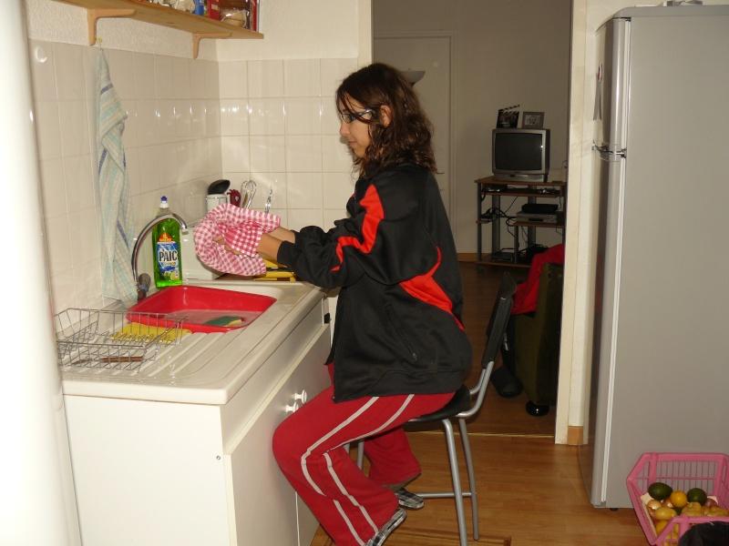 Lili dans sa nouvelle maison P1070913
