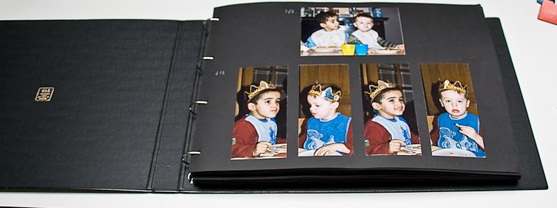 Quel système d'album utilisez-vous pour vos photos familiales ? 20090317