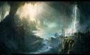 A föld alatti barlangrendszer