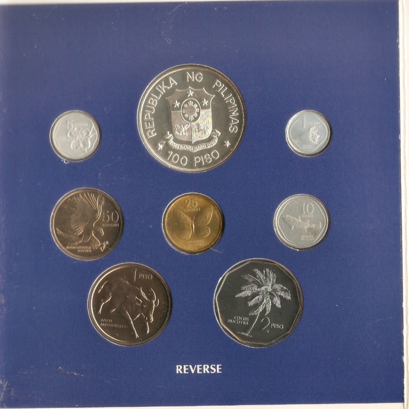 Coins for sale: For the benefit of a Typhoon Ondoy victim 1983-210