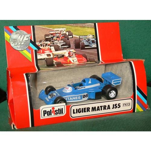 les minis Ligier F1 Ligier10