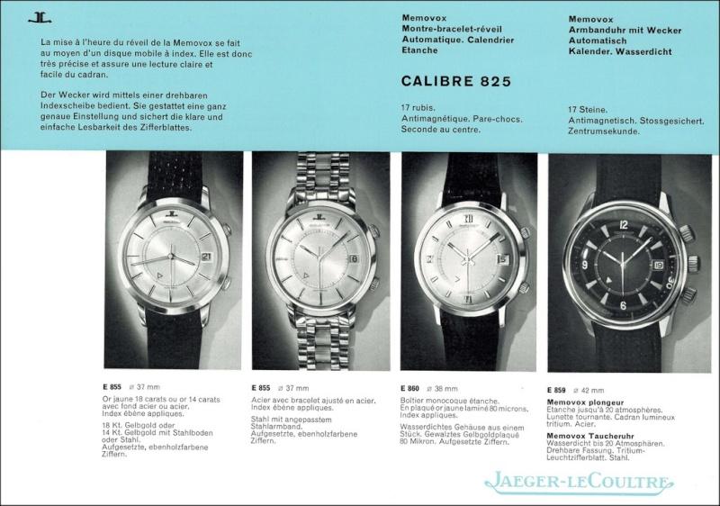 mother of all partie XVIII (la saga des montres de plongée : Jaeger lecoultre Polaris) 1967po10