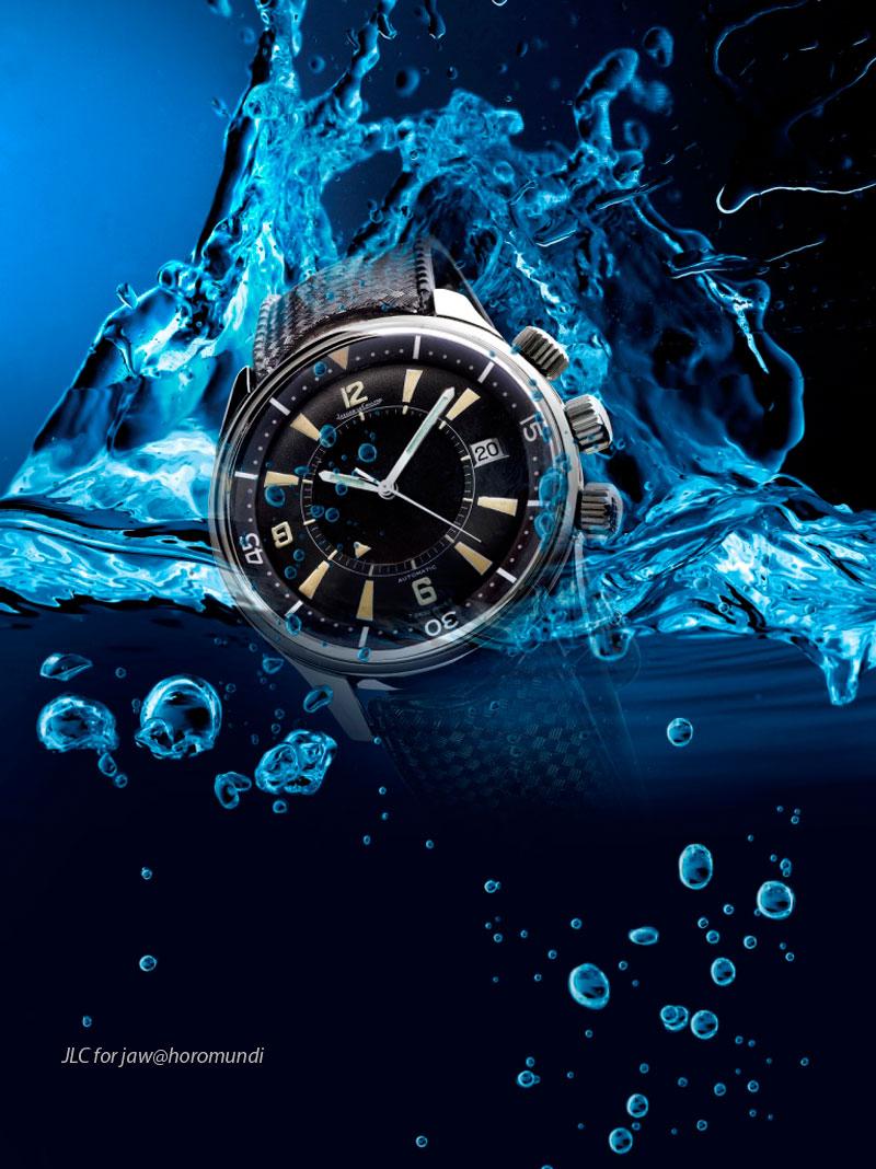 mother of all partie XVIII (la saga des montres de plongée : Jaeger lecoultre Polaris) 1968a10