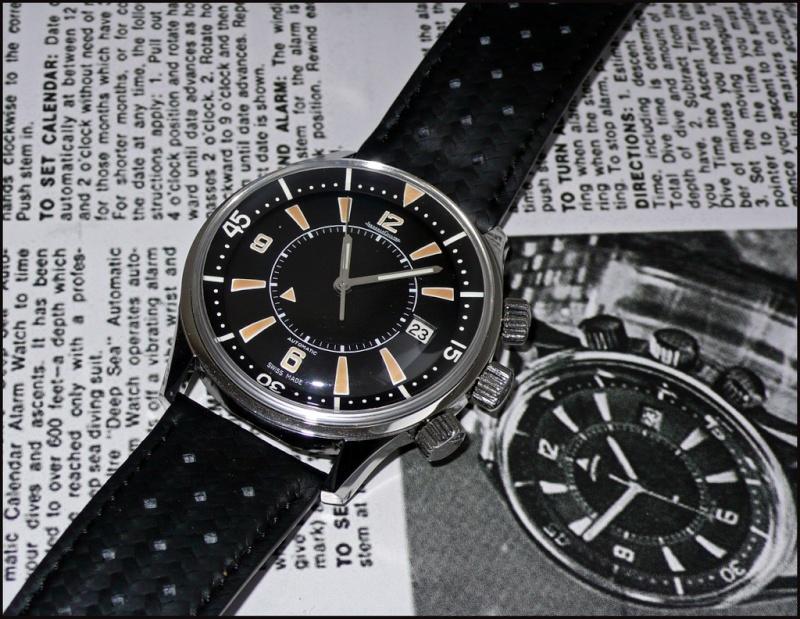 mother of all partie XVIII (la saga des montres de plongée : Jaeger lecoultre Polaris) Photo412
