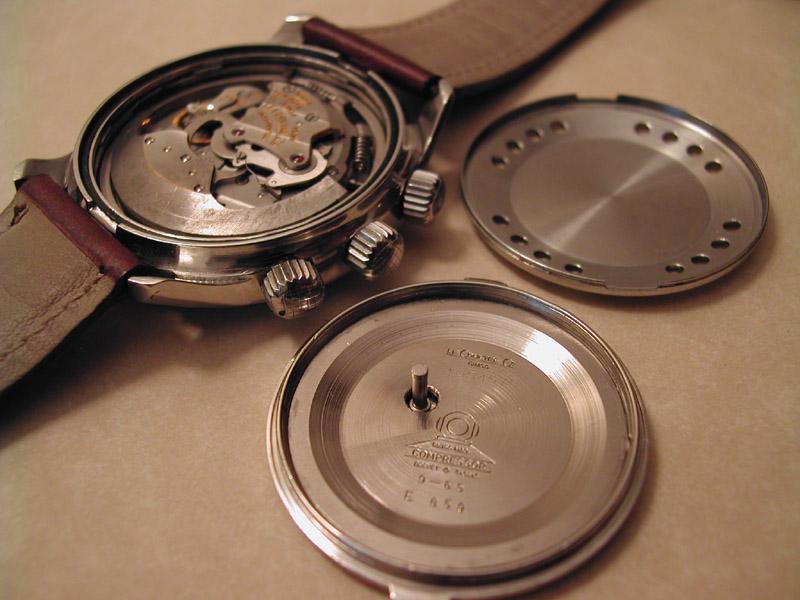 mother of all partie XVIII (la saga des montres de plongée : Jaeger lecoultre Polaris) Pola1911