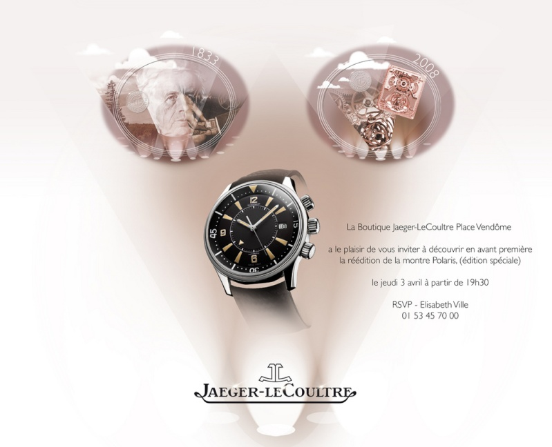 mother of all partie XVIII (la saga des montres de plongée : Jaeger lecoultre Polaris) Polari32