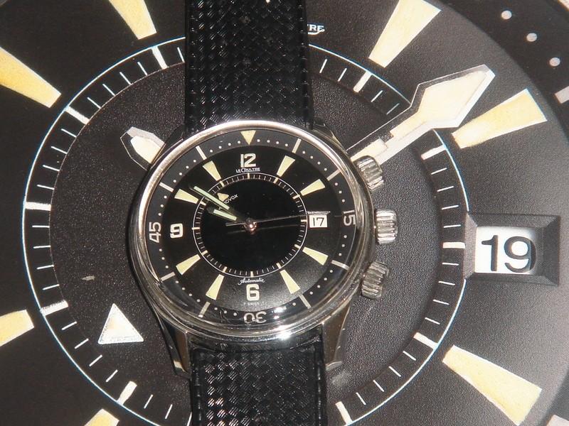 mother of all partie XVIII (la saga des montres de plongée : Jaeger lecoultre Polaris) Polari33