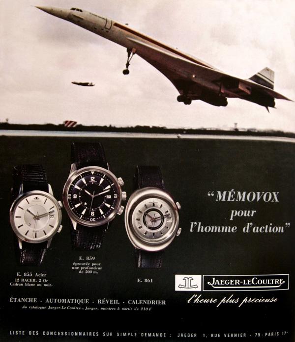 mother of all partie XVIII (la saga des montres de plongée : Jaeger lecoultre Polaris) Pub7gg10
