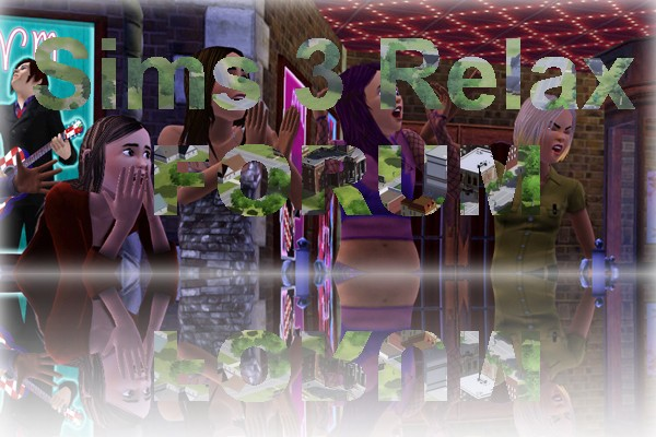 Sims 3 Relax - Forum