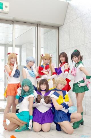 Cherche cosplayeurs pour team sailor moon Sailor13