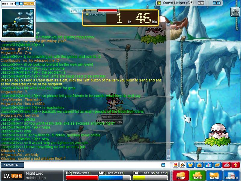 Chat with JascolKHA (GM) Maple021