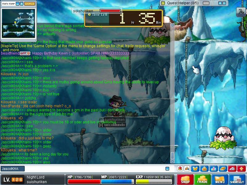 Chat with JascolKHA (GM) Maple024