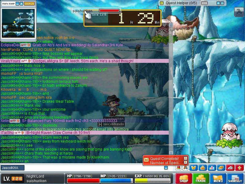 Chat with JascolKHA (GM) Maple027