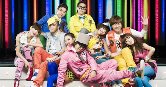 Big Bang has an unfair contract?? [READ] 20091010