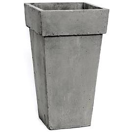 recherche grand pot de couleur gris Bac_po10