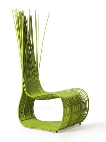 chaise  rotin mais dans le moderne Chaise10